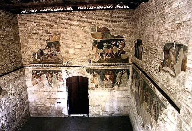 Castelli del Piemonte provincia di Asti castello di Montiglio