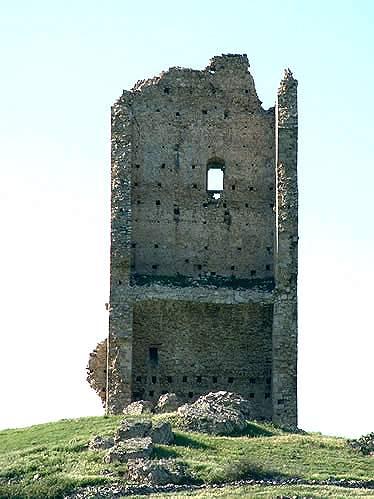 Castelli della Puglia provincia di Foggia Montecorvino