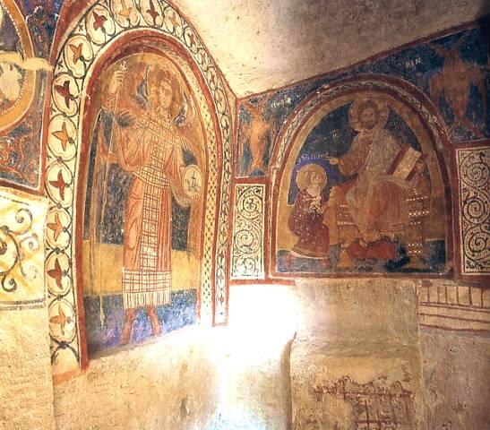 Mottola Casalrotto chiesa rupestre di San Nicola Chiese