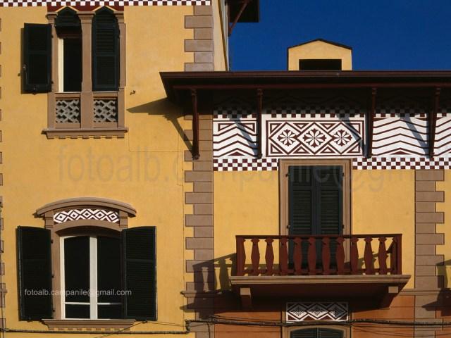 Old town, Alghero, Sardinia, Sardegna, Italia, Italy, Europe