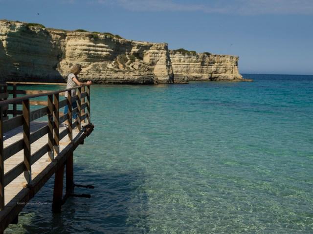 Mulino d'acqua Bay, Otranto, Salento, Puglia, Italy, Europe