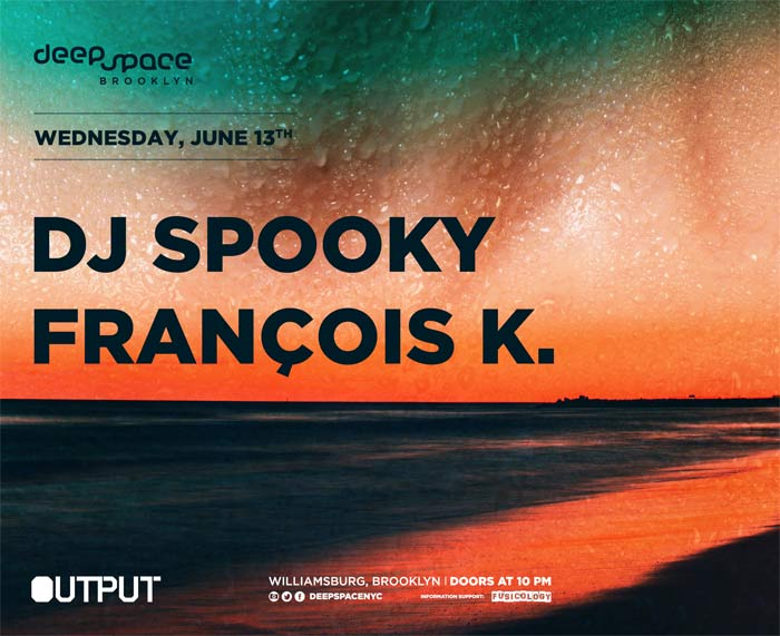 Come to DJ Spooky's Phantom Dancehall Record Release Party - In