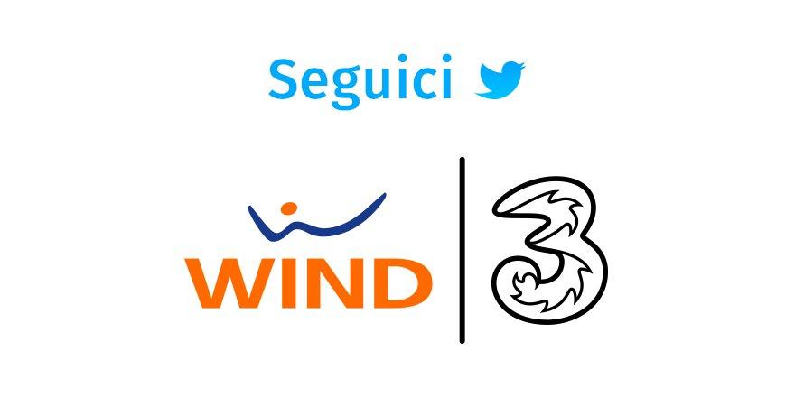 WindTre anche su Twitter!