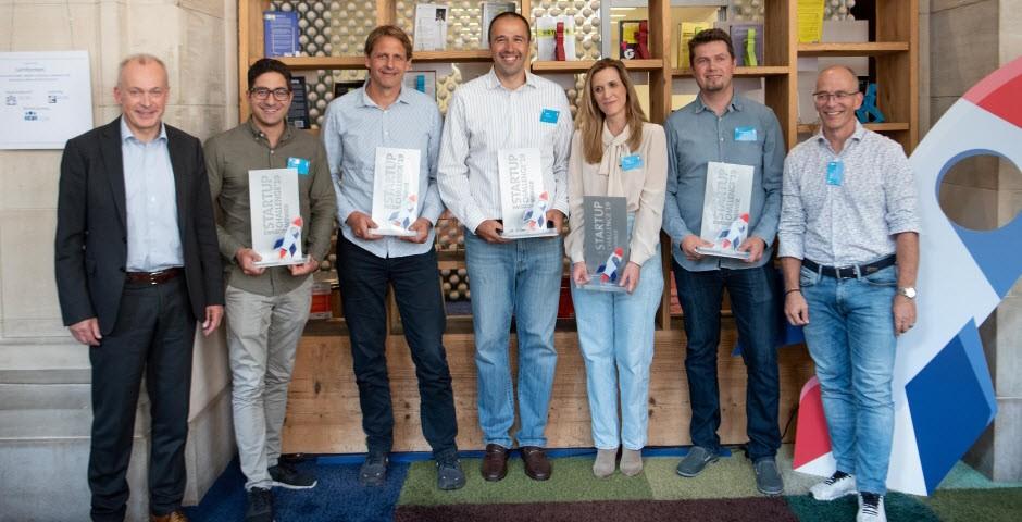 Ecco i vincitori della Swisscom StartUp Challenge 2019