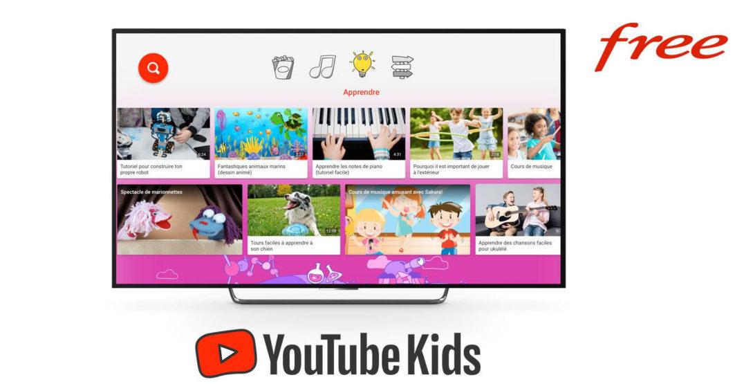 Nel mondo Iliad arriva YouTube Kids, gratis per i clienti francesi