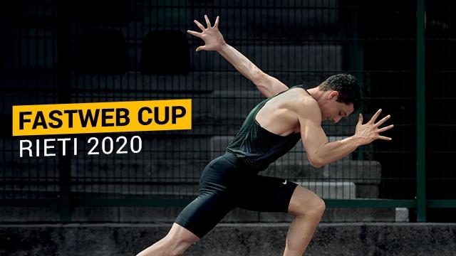 A Rieti la seconda edizione della FASTWEB CUP