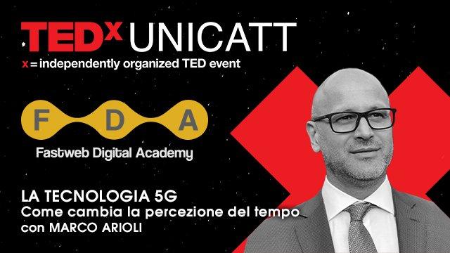 Fastweb Digital Academy partecipa al TED Unicatt Time 2.0