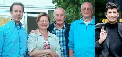 El equipo de Marijke Foundation