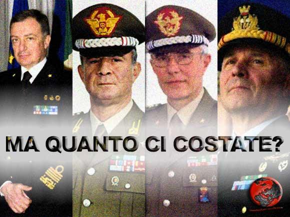 Generale-Mosca-Moschini-Ammiraglio-La-Rosa-Generale-Camporini-Generale-Speciale