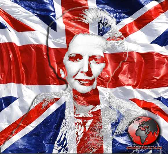 Margaret-Thatcher-Inghilterra