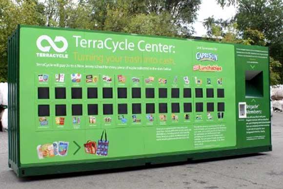 TerraCycle- riciclaggio rifiuti