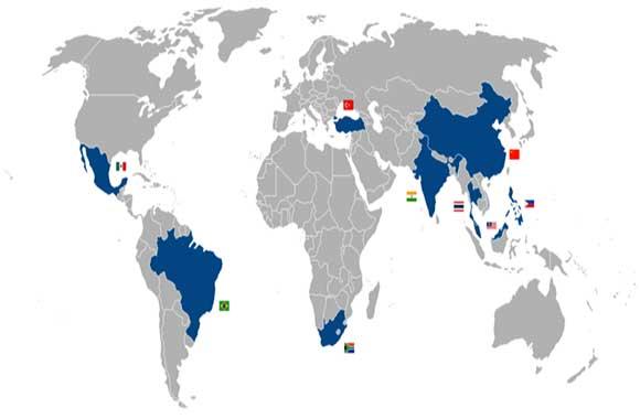 Paesi-emergenti