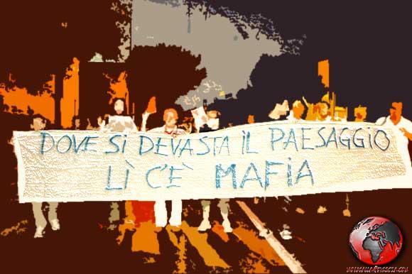 ciclo illegale cemento, criminalità ambientale, Ecomafie, economia illegale, edilizia illegale, reati ambientali.
