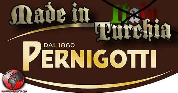 Pernigotti Made in Turchia