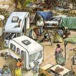 Cento milioni di euro la spesa per i campi nomadi
