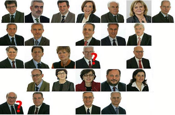 La stepchild adoption e la lista cattodem mondo alla for Lista senatori