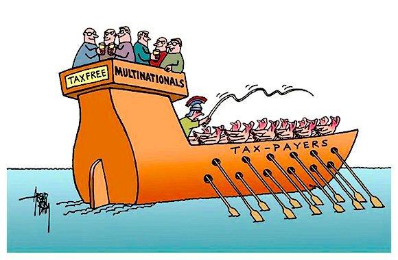 evasione fiscale-multinazionali
