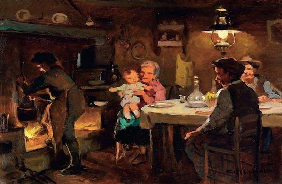 Cafiero Filippelli / Prima della cena