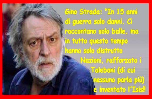 Gino Strada-Isis