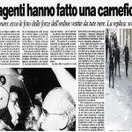 20 luglio 2001, il mondo è cambiato per sempre