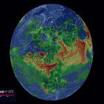 AirVisual Earth, la prima mappa mondiale dell'inquinamento dell'aria