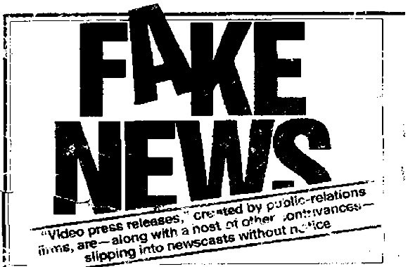 Risultati immagini per Media. False notizie