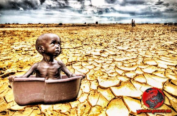 siccità in Africa