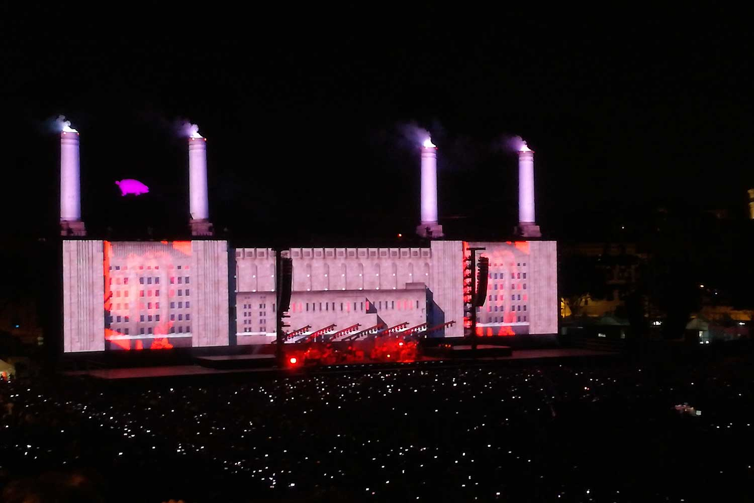 battersea power station roger waters