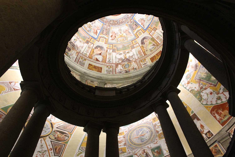 Scala Regia Palazzo Farnese