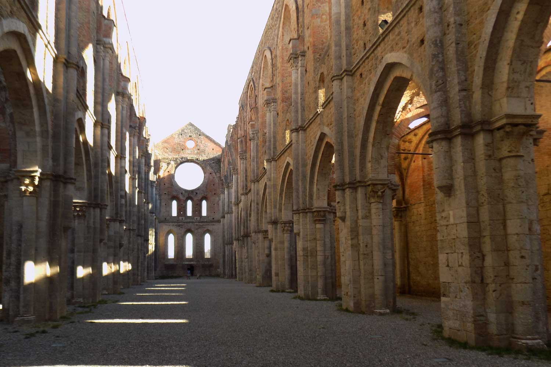 navata centrale san galgano
