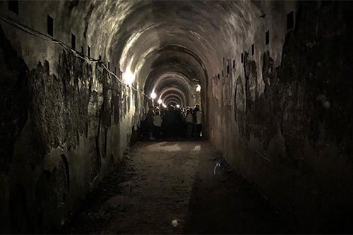 Bunker Soratte visita guidata