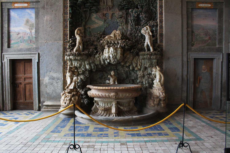 Sala di Ercole Palazzo Farnese Caprarola