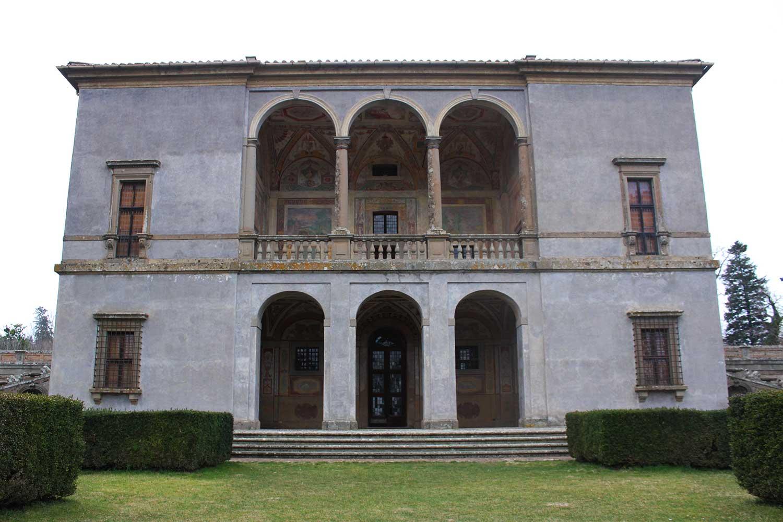 Casina del Piacere Palazzo Farnese Caprarola