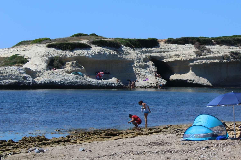 spiaggia a S'Archittu