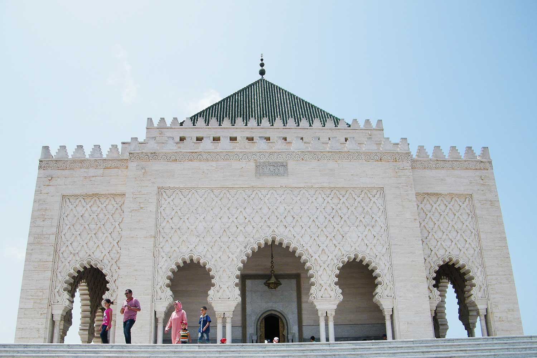 Rabat Mausoleo Mohammed V