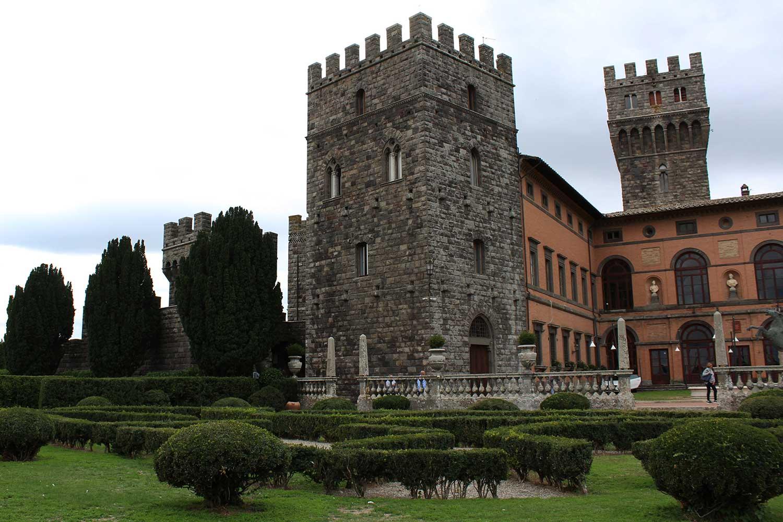 castello torre alfina