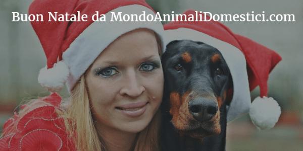 Buon Natale da Animali Domestici.com