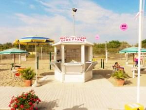 Spiaggia 29 e 30 Riccione