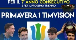 Sportitalia si aggiudica i diritti TV del campionato Primavera per il triennio 2021-2024