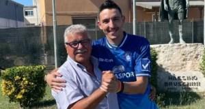 Anzio Calcio, il nuovo esterno d'attacco Tommaso Gamboni