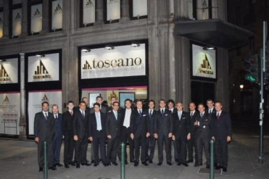Il 5 ottobre scorso stata inaugurata a torino la nuova sede direzionale del gruppo toscano - Agenzie immobiliari a torino ...