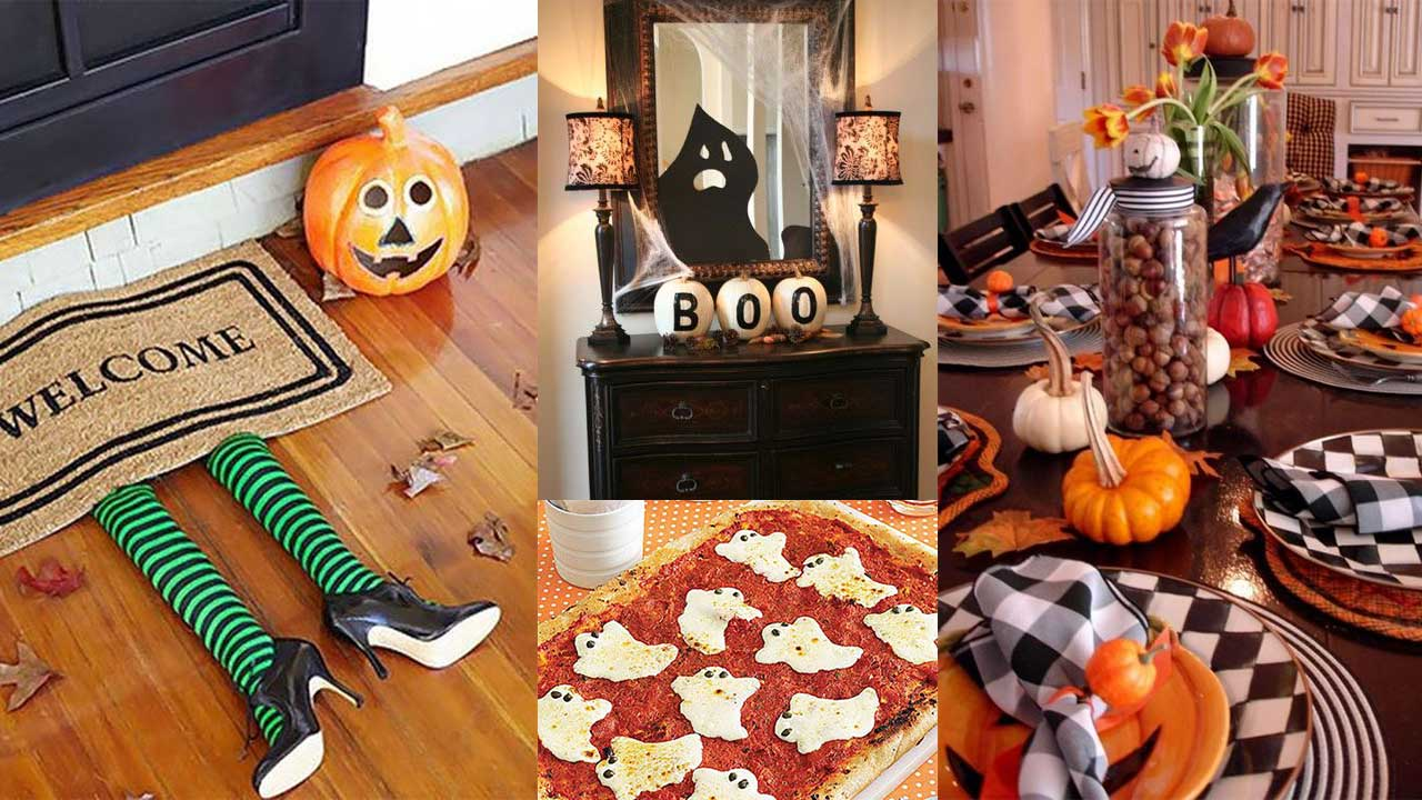 Halloween, qualche idea per decorare la casa