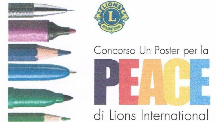 """""""Un poster per la pace"""", a Ventimiglia la premiazione del concorso promosso dal Lion Club"""