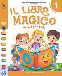 Il libro magico, il progetto per i più piccoli. A piccoli passi