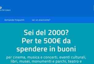 18app screenshot sito
