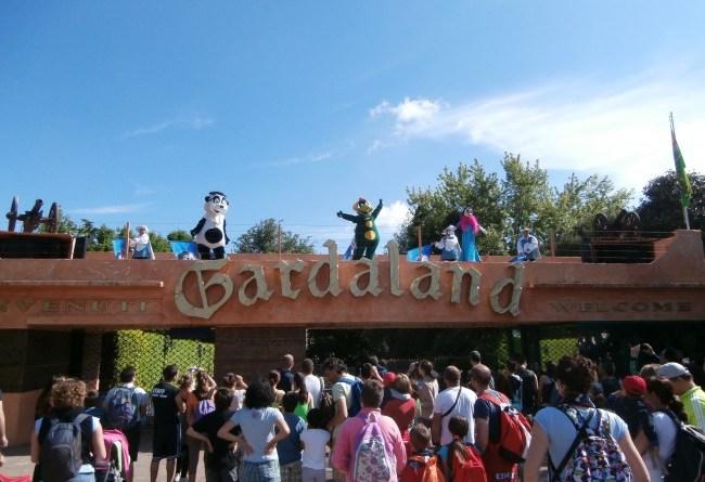 Gardaland parco divertimento