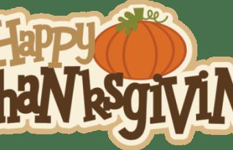Thanksgiving, giorno del ringraziamento 27 novembre