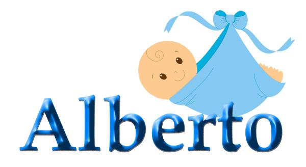 Nomi e significati maschili, Alberto