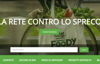 Start up alimentare, arriva MyFoody.it a Milano