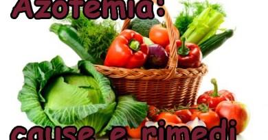 Azotemia alta cause e sintomi
